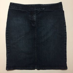 Loft Women's Denim Skirt
